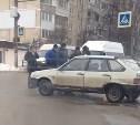 В Туле на перекрестке Ложевой и Калинина умер водитель легковушки