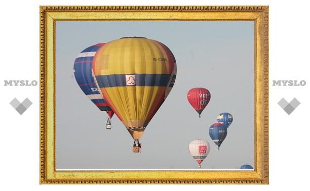 В Туле открыли Центр молодых воздухоплавателей