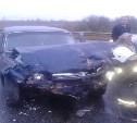 В Новомосковске мужчина пострадал при столкновении «Волги» и «Мицубиси»
