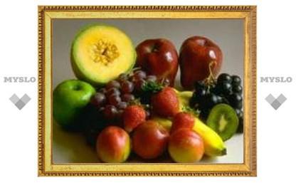 Как тулякам выбрать безопасные фрукты