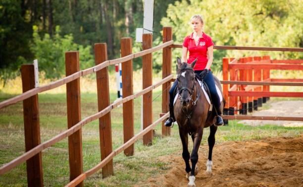 Меценат, пожелавший остаться неизвестным, подарил конной полиции породистых лошадей