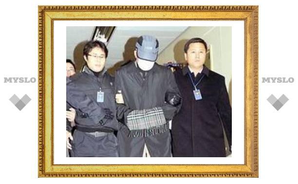 Подозреваемый в поджоге сеульских ворот старик признал вину