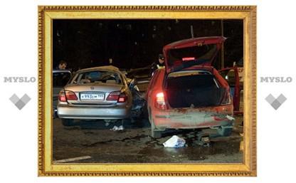 Каждая пятая авария в России происходит из-за плохих дорог