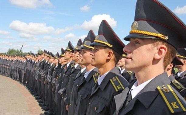 Начался отбор кандидатов для поступления в военные вузы