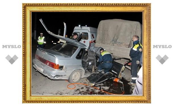 Крупное ДТП на ул. Металлургов: четверо пострадавших