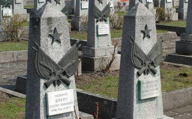 В Туле на Новомосковском шоссе появится воинское захоронение