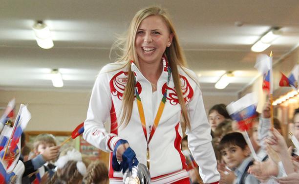 Екатерина Реньжина вошла в состав сборной России по легкой атлетике