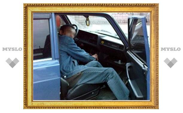 Под Тулой автоворы предпочитали грабить отечественные авто