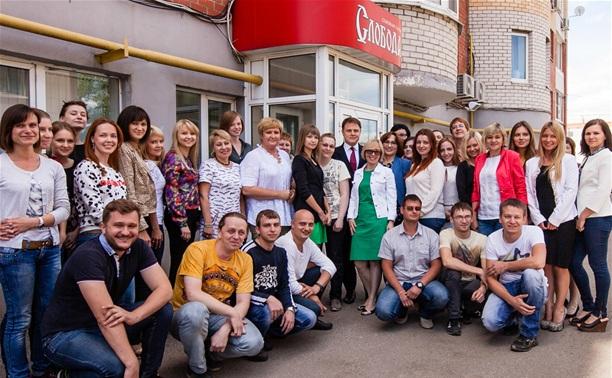 Владимир Груздев пообщался с журналистами «Слободы» и Myslo
