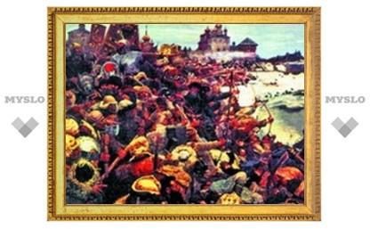 В Ясногорске вспоминают героев XII века