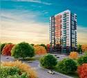 Объявлен старт продаж в новом жилом комплексе Тулы «Щегловка-СМАРТ»