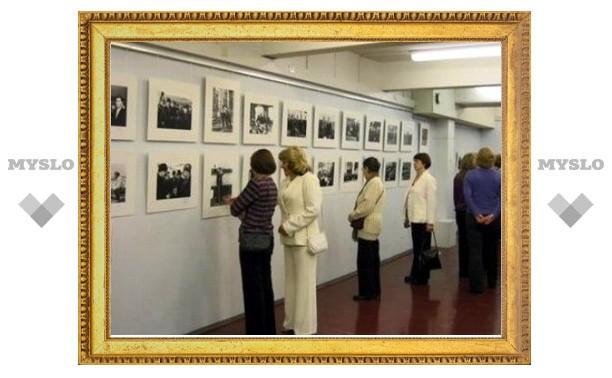 Работы молодых тульских художников выставлены в Москве