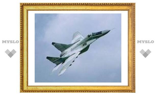 Причиной столкновения двух МиГ-29 назвали ошибку пилотирования