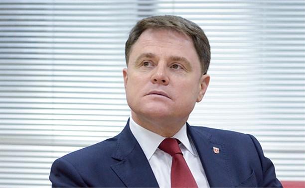 Владимир Груздев: Мы глубоко благодарны нашим дорогим фронтовикам за беспримерный подвиг