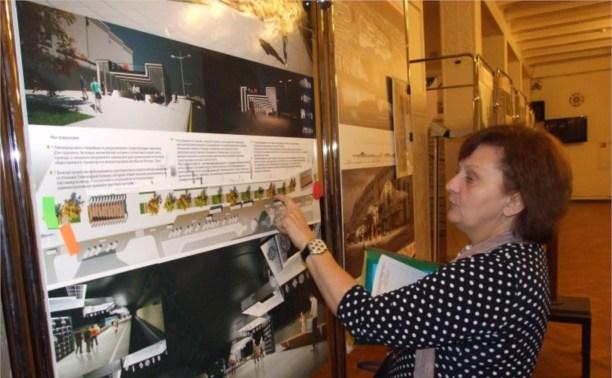 В Москве выбрали проект нового дизайна для станции метро Тульская