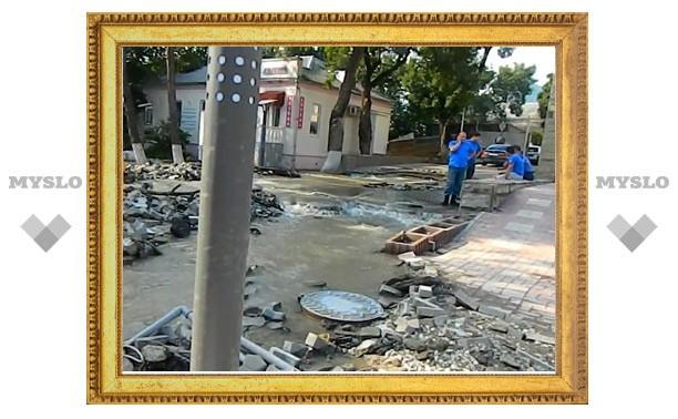 """Владимир Груздев: """"89 ребят из ТО находятся в поселке Кабардинка Краснодарского края"""""""