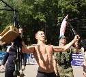 «Универсальный солдат» приехал в Тулу из Ефремова