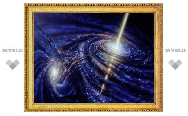 Ядра галактик помогут астрономам в определении расстояний