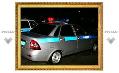 Очередная авария по вине пьяного водителя