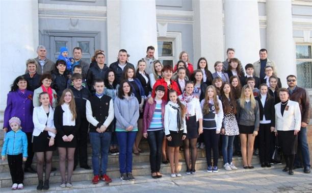 Школьники Тульской области примут участие во Всероссийской линейке Памяти