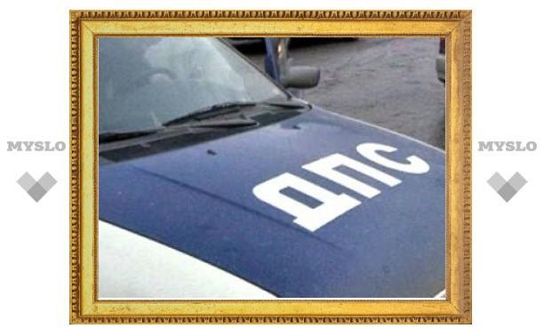 Сотрудникам ГИБДД пришлось отстреливаться от пьяного водителя