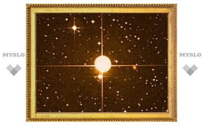 Астрономы увидели зарождение гигантской звезды