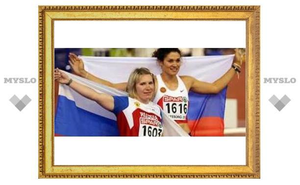 """Тулячки завоевали медали на """"Мемориале братьев Знаменских"""""""