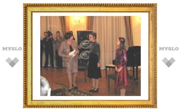 В Туле проходит конкурс юных поэтов