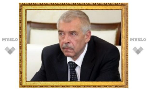 Юрий Андрианов отчитал подрядчиков, которые ремонтируют дороги
