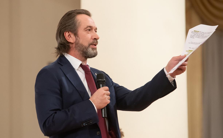 В Туле стартовал отбор в театральную школу Табакова: Владимир Машков дал советы будущим актерам