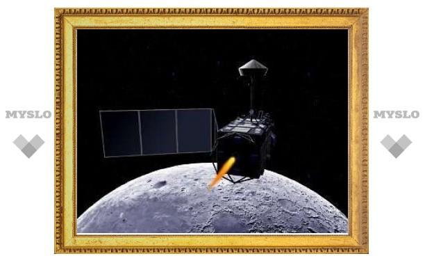 Астрономы заглянули внутрь Луны