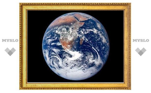 Европейский спутник увидел таяние Арктики