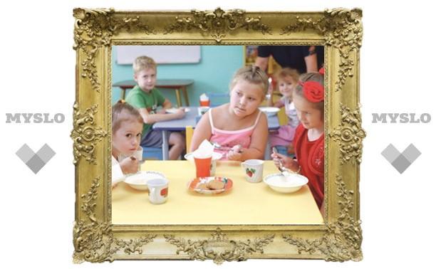 Чем кормят наших малышей в детских садах и больницах?