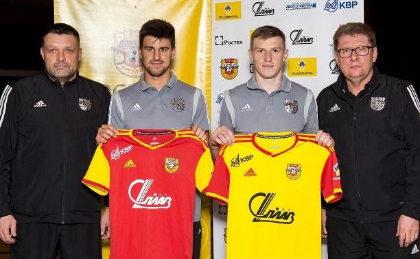 «Арсенал» официально объявил о подписании Ковалева и Громыко