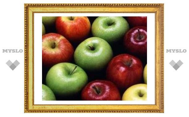 Любители яблок защищены от сердечных заболеваний