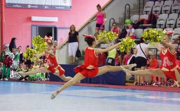 Тульские мажоретки заняли второе место на чемпионате мира
