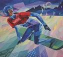 Юные туляки нарисовали Олимпиаду в Сочи