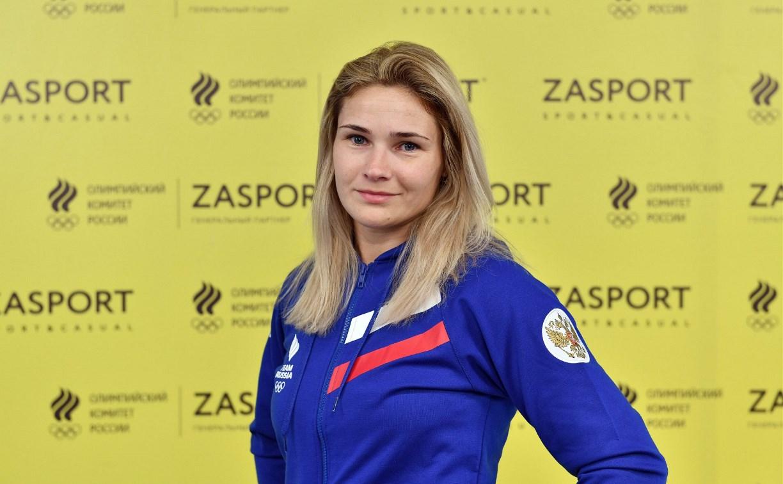 Дарья Абрамова из Щекино стала бронзовым призером Европейских игр
