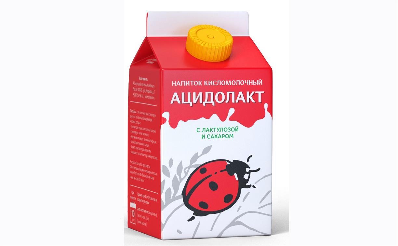 «Ацидолакт» – полезный продукт для вашего иммунитета!