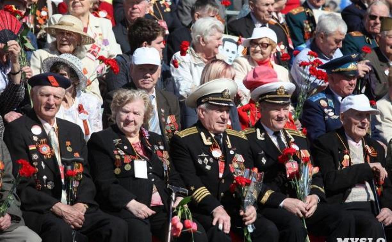 Тульский оружейный завод поздравляет ветеранов