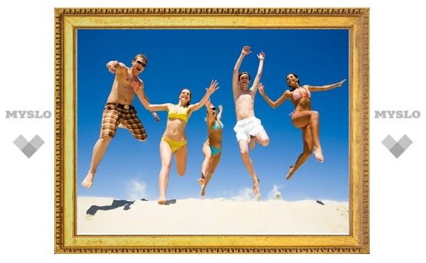 В Туле будет теплое лето!