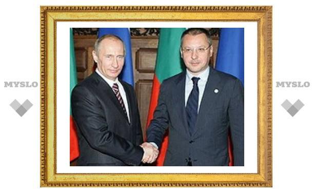 Россия даст Болгарии кредит на строительство АЭС