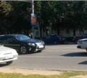 Дмитрий Аленичев попал в аварию
