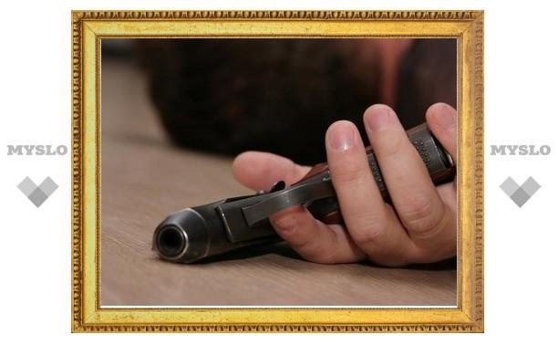 Под Тулой пенсионер выстрелил себе в голову