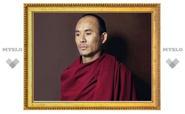 Геше Нгаванг Тукдже научит туляков быть счастливыми