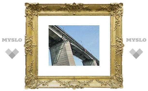 Мост через Оку может рухнуть в любой момент