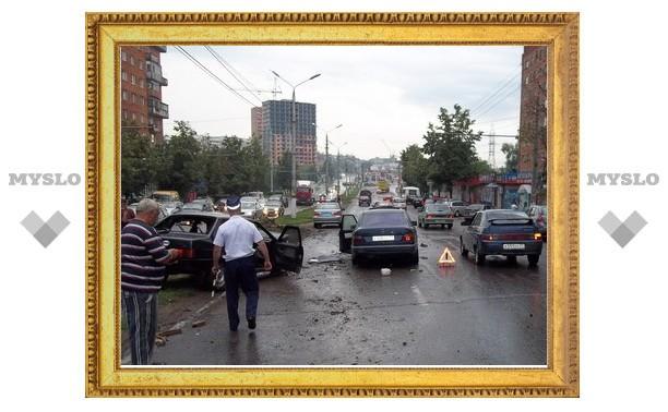 Четверо детей пострадали по вине водителя