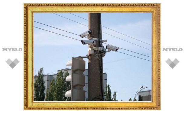 Туляки нашли более 40 камер в Туле