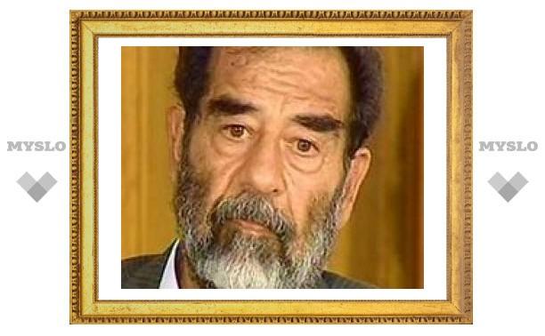 Опубликован дневник Саддама Хусейна, который он писал перед смертью