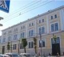 Ремонт парадных фасадов Дома офицеров и филармонии завершён